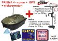 AKCIA Zav�acia lo�ka+sonar+GPS+elektromotor