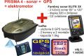 AKCIA  Zav�acia lo�ka+sonar+GPS+sonar X4 60�