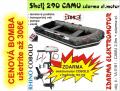 AKCIA-�ln SHELF 290 camu + ZDARMA motor Rhino Cobold