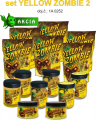 AKCIOV� SET-Yellow Zombie boilies+pop-up/fluo+dip
