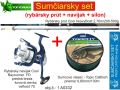 AKCIOV� SUMCOV� SET - pr�t 2,70m/500g+navij�k+vlasec