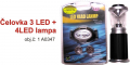 Akciov� set - LED lampa + �elovka