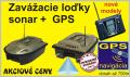 Zav�acia lo�ka PRISMA + sonar + GPS