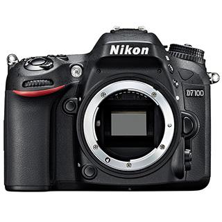 Nikon D7100 telo +4x �istenie �ipu